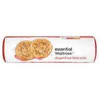 essential Waitrose digestive biscuits