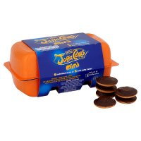 McVitie's mini jaffa cakes lunch pods