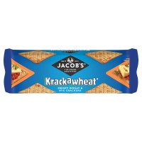 McVitie's krackawheat crackers