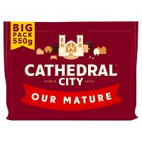 Cathedral City mature Cheddar cheese