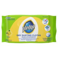 Pledge dusting cloths citrus