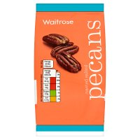 Waitrose roasted salted pecan nuts