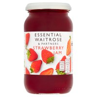 Essential Waitrose strawberry jam