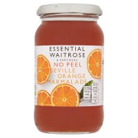 Essential Waitrose no peel seville orange marmalade