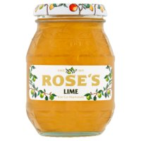 Rose's lime marmalade