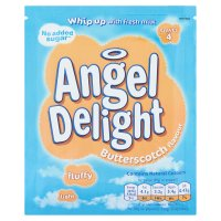 Angel Delight Butterscotch (no added sugar)