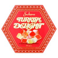 Sultans Turkish delight rose & lemon
