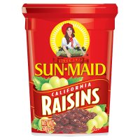 Sun-Maid California raisins