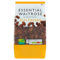 essential Waitrose sultanas