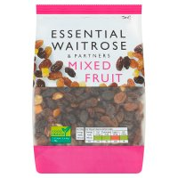 essential Waitrose mixed fruit