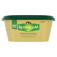 Kerrygold spreadable with irish butter