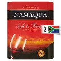 Namaqua, South African, Boxed Red Wine