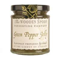The Wooden Spoon green pepper jelly