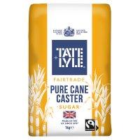 Tate & Lyle caster cane sugar