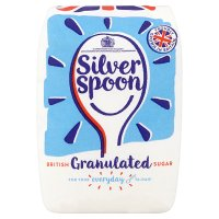 Silver Spoon white granulated sugar