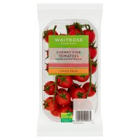 Waitrose Cherry Vine Tomatoes, 400g