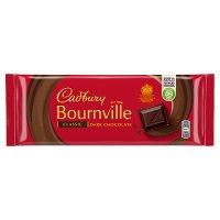Cadbury Bournville dark chocolate bar