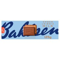Bahlsen milk chocolate leibniz