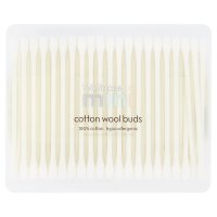 Waitrose baby cotton buds