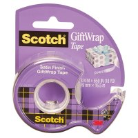 Scotch Tape Gift Wrap
