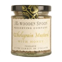 The Wooden Spoon wholegrain mustard & honey