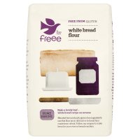 Doves Farm white bread flour gluten free