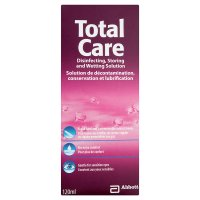 Amo total care lens solution