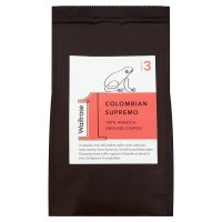 Waitrose 1 Colombian supremo 100% arabica ground coffee