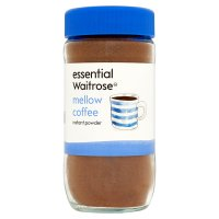 essential Waitrose mellow coffee