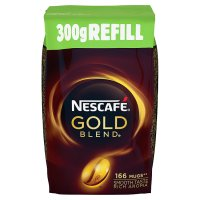 NESCAFE GOLD BLEND Refill Instant Coffee 300g