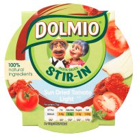 Dolmio Stir-in light sun-dried tomato sauce