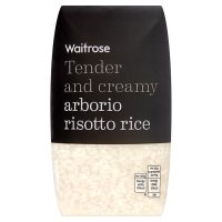 Waitrose arborio risotto rice