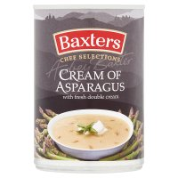 Baxters Chef Selection asparagus soup