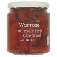 Waitrose sun-dried tomatoes