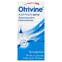 Otrivine nasal spray