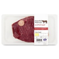 essential Waitrose Scottish beef fillet steak