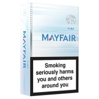 Mayfair fine cigarettes