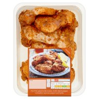 Waitrose British hot & spicy chicken wings