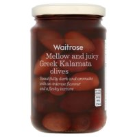 Waitrose whole Kalamata olives