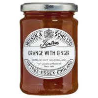 Wilkin & Sons medium cut orange & ginger marmalade