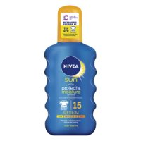 Nivea sun spray 15