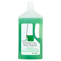 essential Waitrose pine disinfectant
