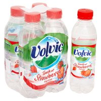 Volvic touch of strawberry