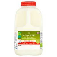 Duchy Originals organic pasteurised skimmed milk