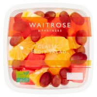 Waitrose Classic Fruit Salad