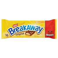 Breakaway Milk Chocolate multipack