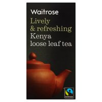 Waitrose Kenya leaf tea