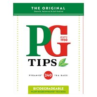PG tips 240s Pyramid Teabags
