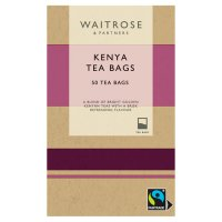 Waitrose Kenya 50 tea bags