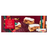 Waitrose Christmas 6 stollen slices